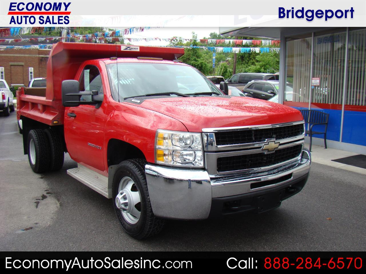 2009 Chevrolet Silverado 3500HD Work Truck Regular Cab 2WD
