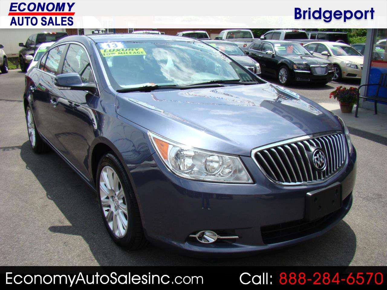 2013 Buick LaCrosse Leather Package