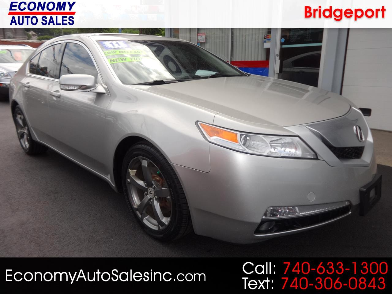 Acura TL 5-Speed AT 2011