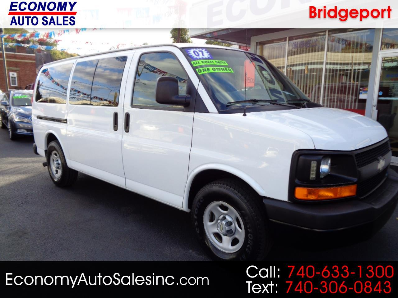 2007 Chevrolet Express LS 1500 AWD
