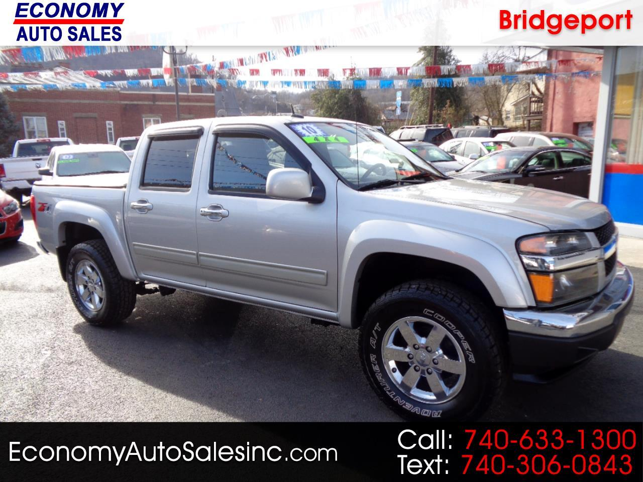 Chevrolet Colorado LT2 Crew Cab 4WD 2010