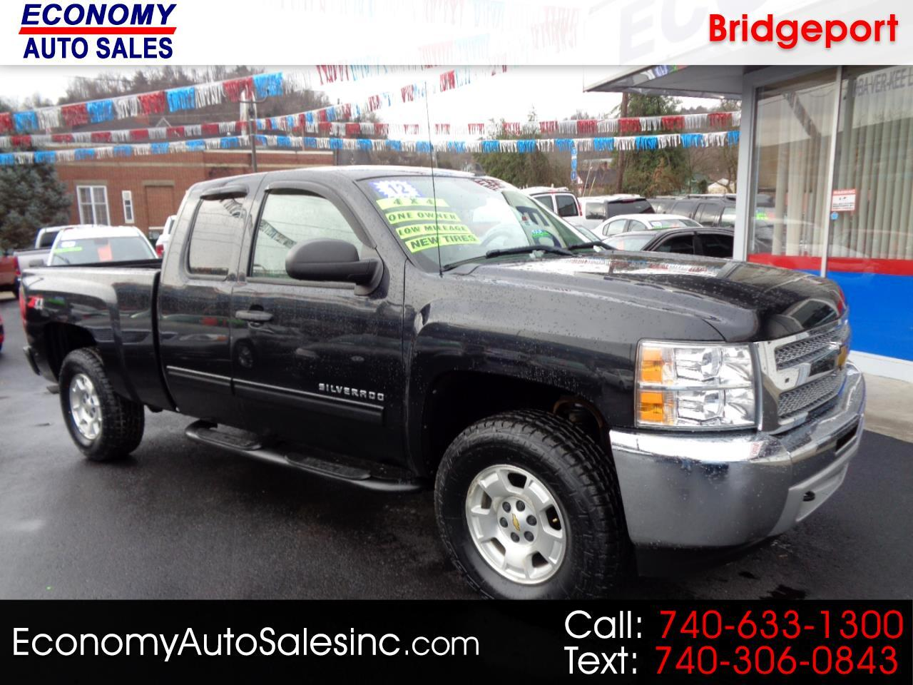 Chevrolet Silverado 1500 Ext. Cab Short Bed 4WD 2012