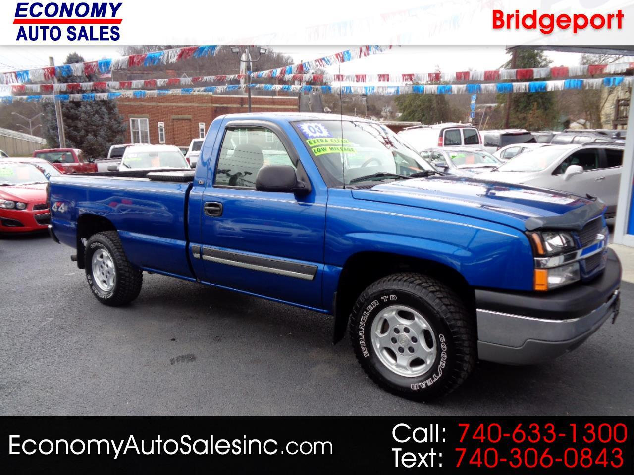 Chevrolet Silverado 1500 Long Bed 4WD 2003