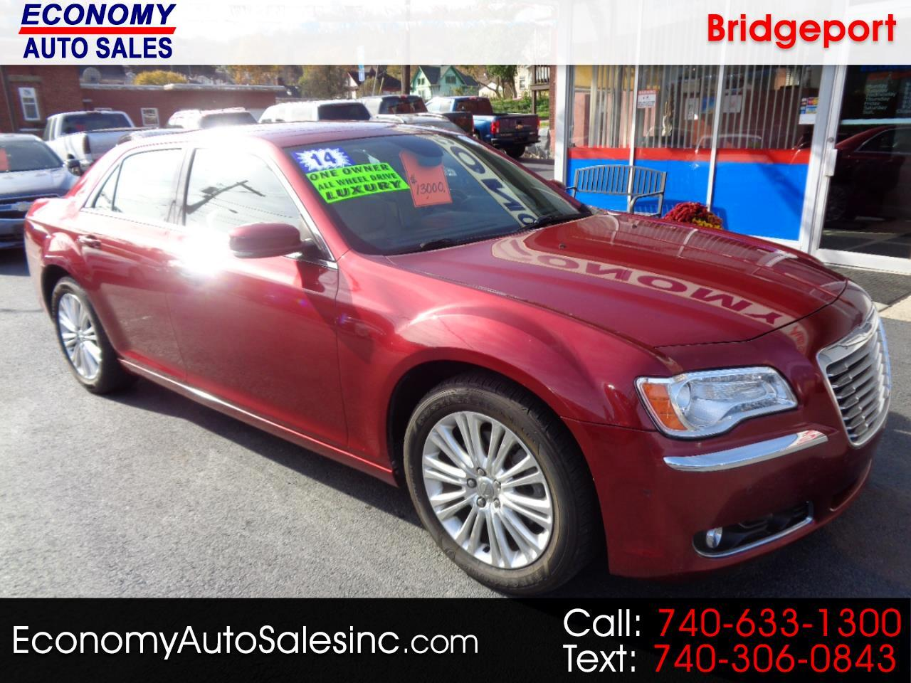 Chrysler 300 4dr Sdn AWD 2014