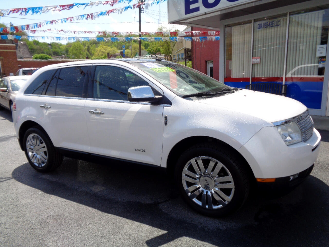 Lincoln MKX FWD 4dr 2010