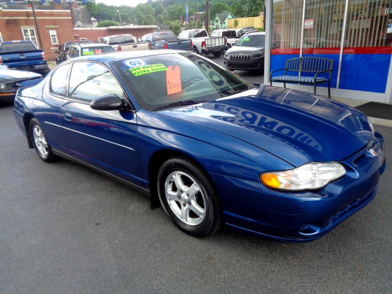 Chevrolet Monte Carlo 2dr Cpe LS 2003