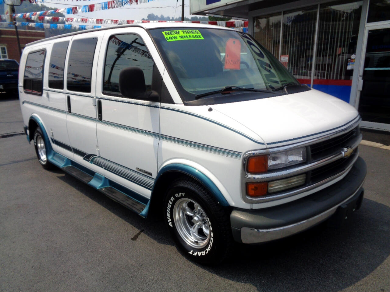 Chevrolet Conversion Van  1998