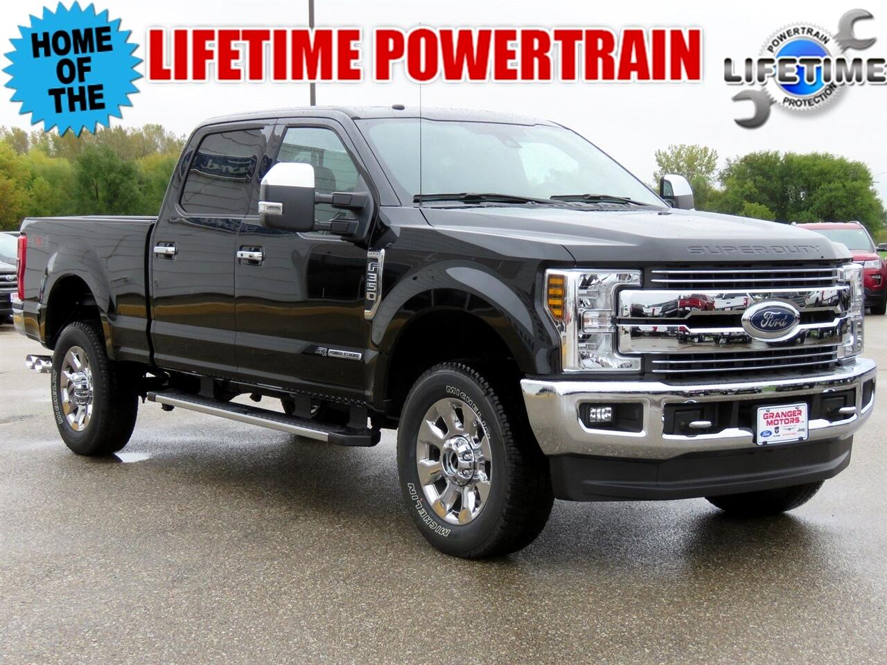2018 Ford F-350 SD Lariat