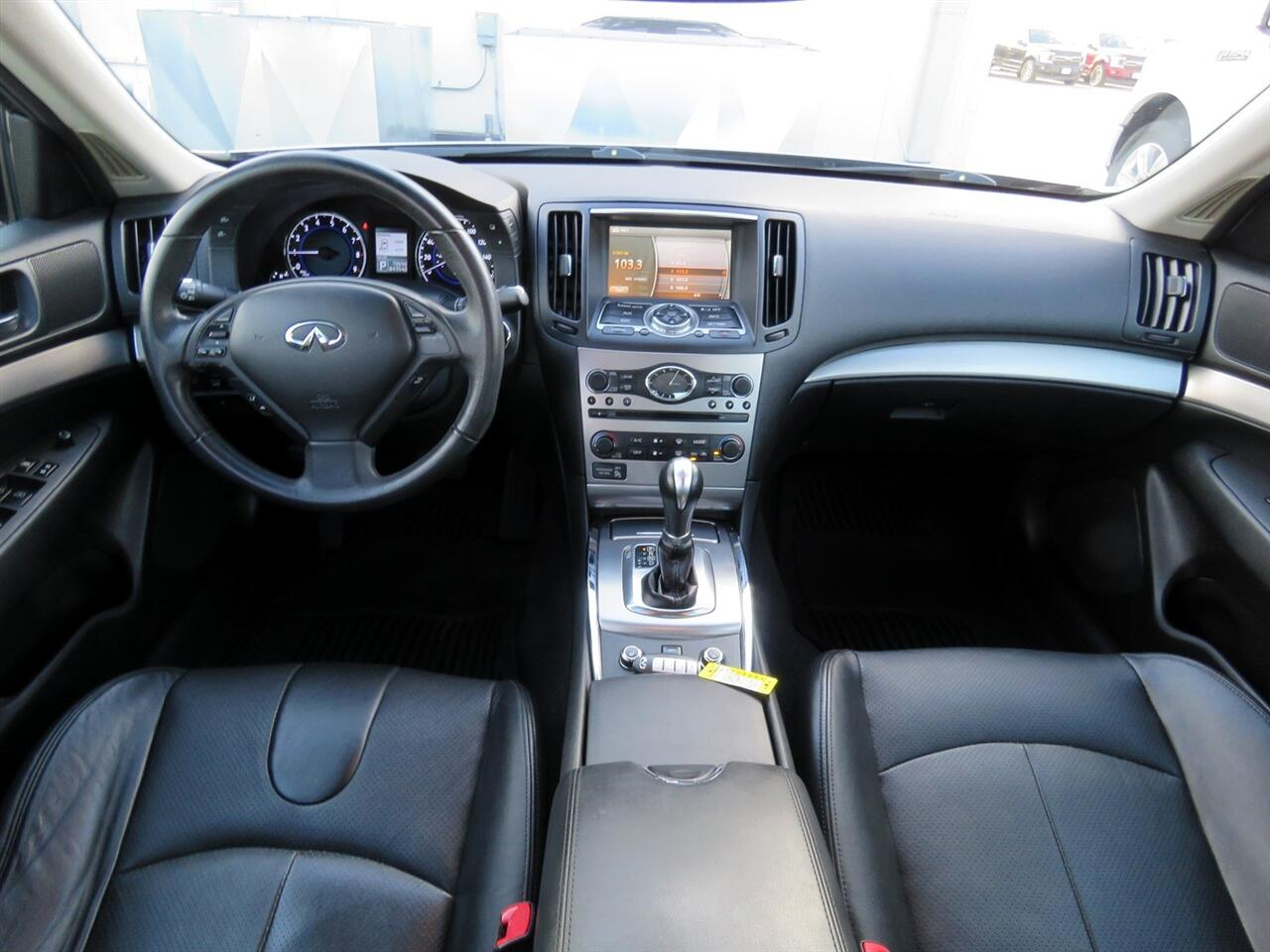 2010 Infiniti G Sedan x