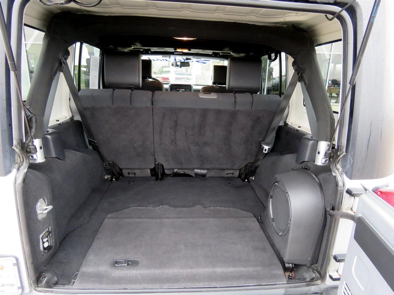 2010 Jeep Wrangler Islander