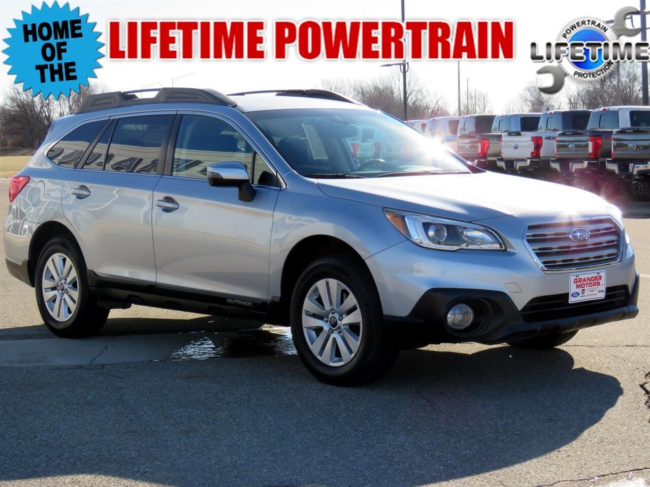 2016 Subaru Outback Premium