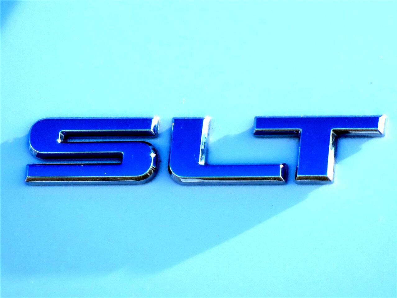 2013 GMC Terrain SLT