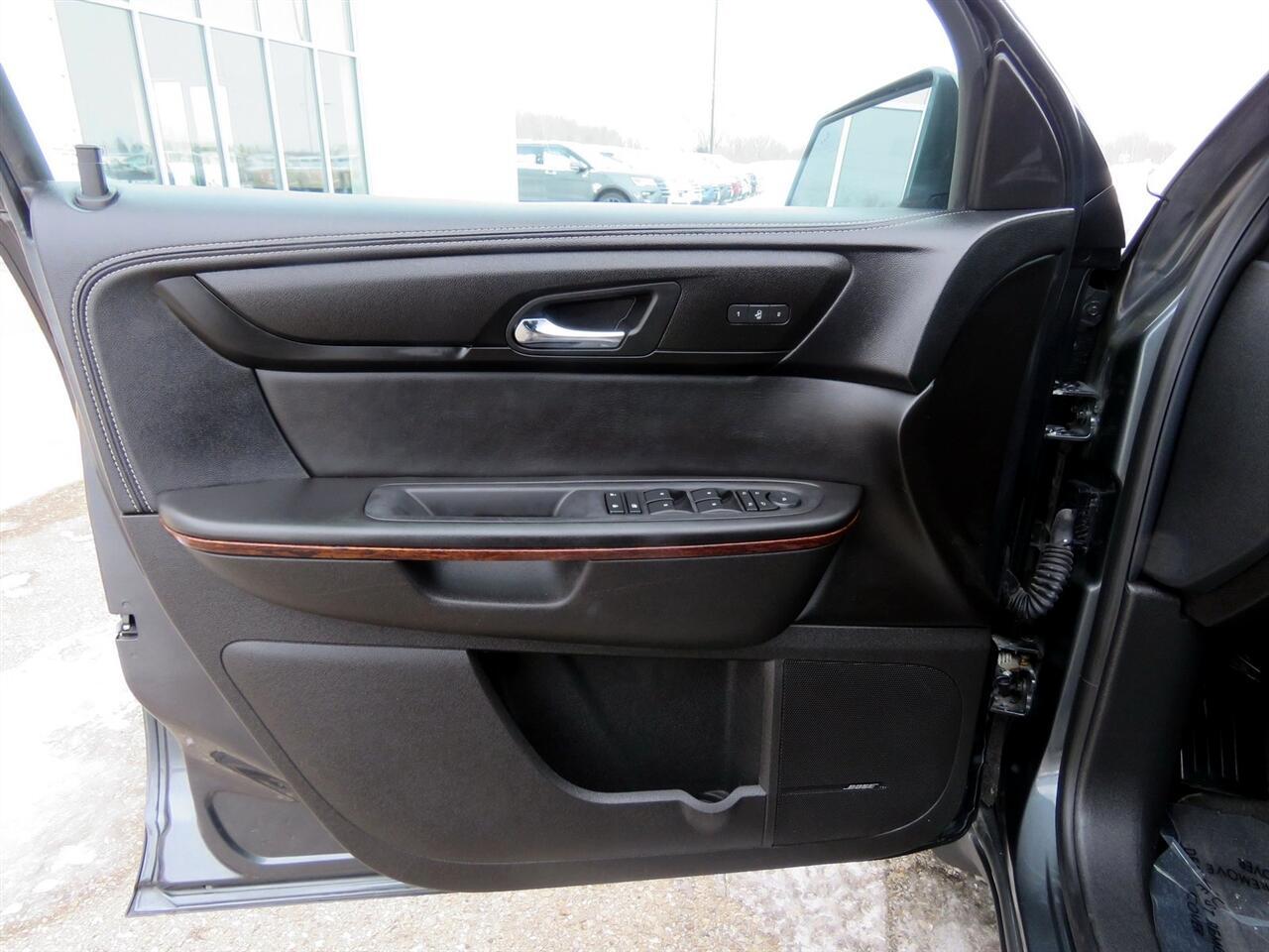 2013 Chevrolet Traverse LTZ