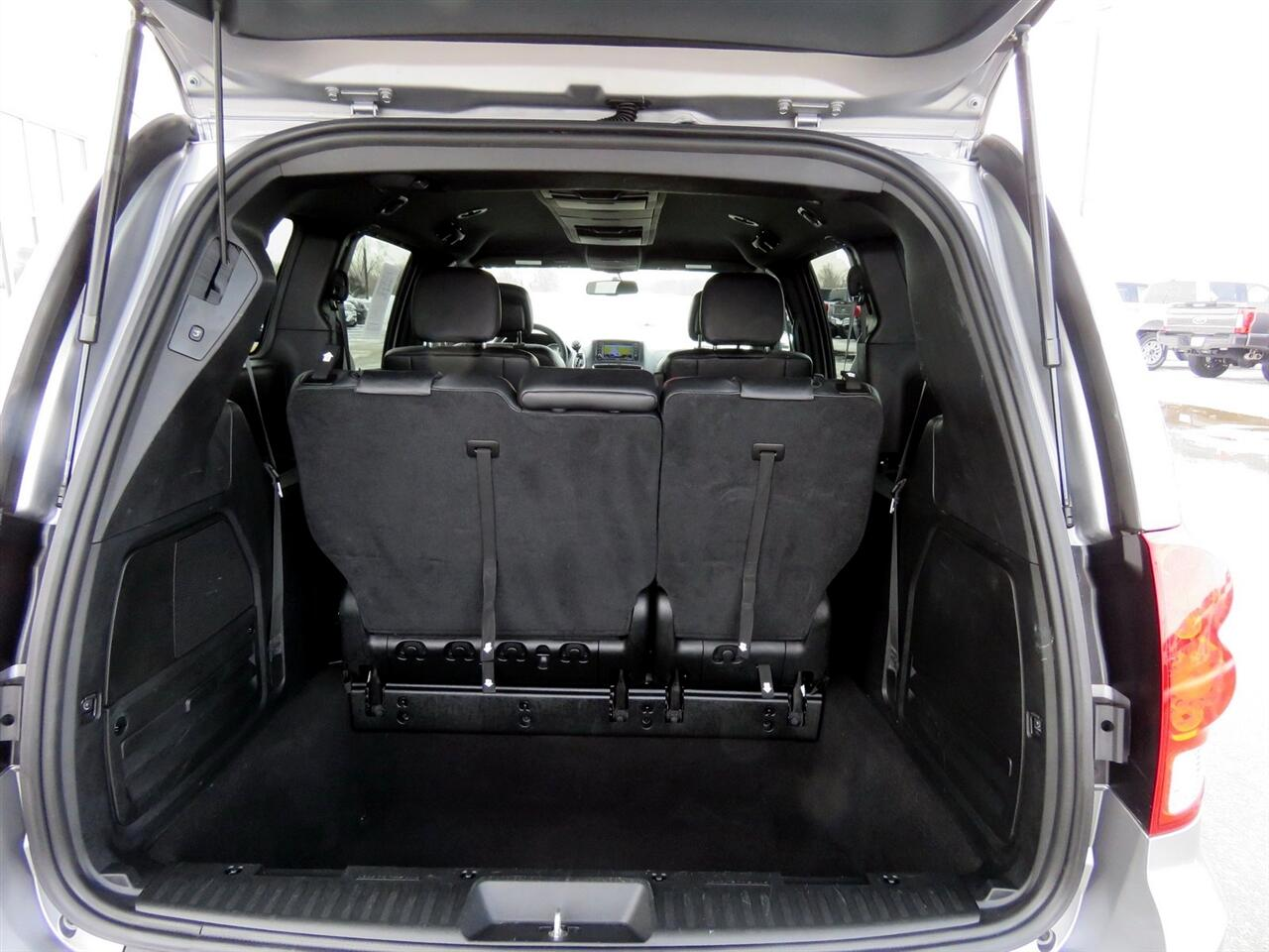 2018 Dodge Grand Caravan GT
