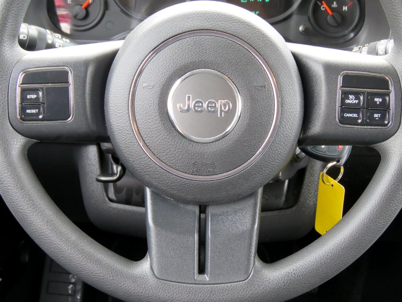 2011 Jeep Compass