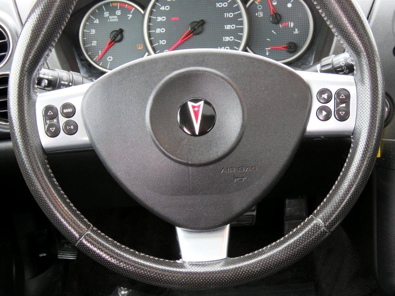 2008 Pontiac Grand Prix