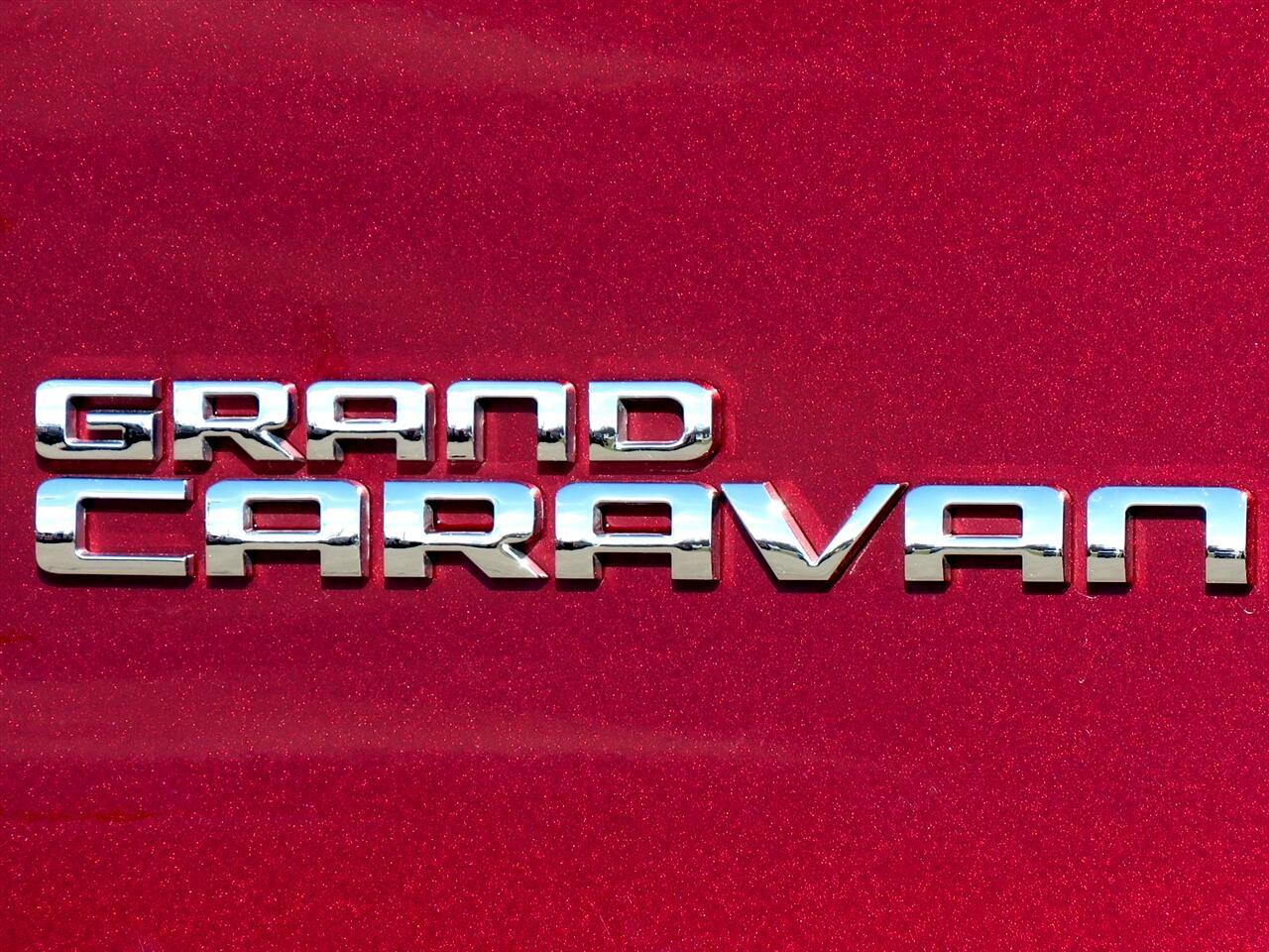 2018 Dodge Grand Caravan SE Plus