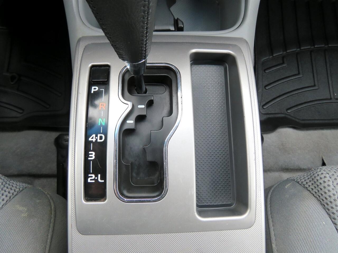 2007 Toyota Tacoma TRD Off Road