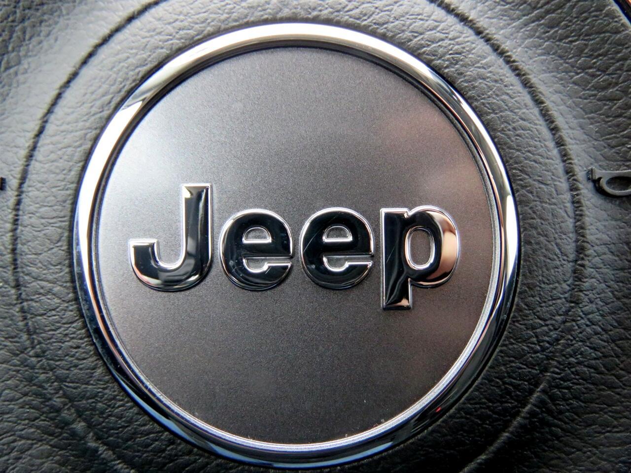 2017 Jeep Compass Sport