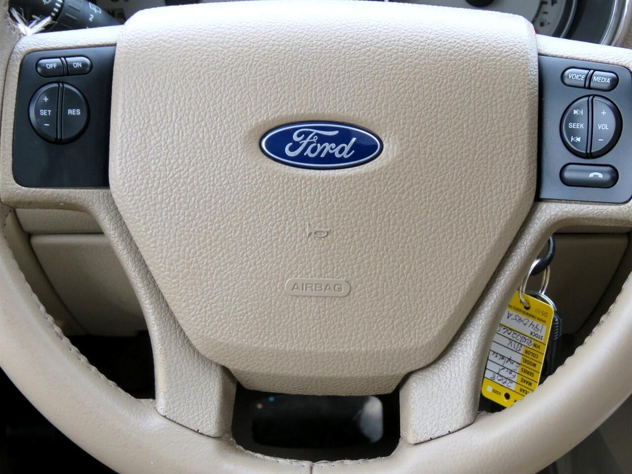 2008 Ford Explorer Limited