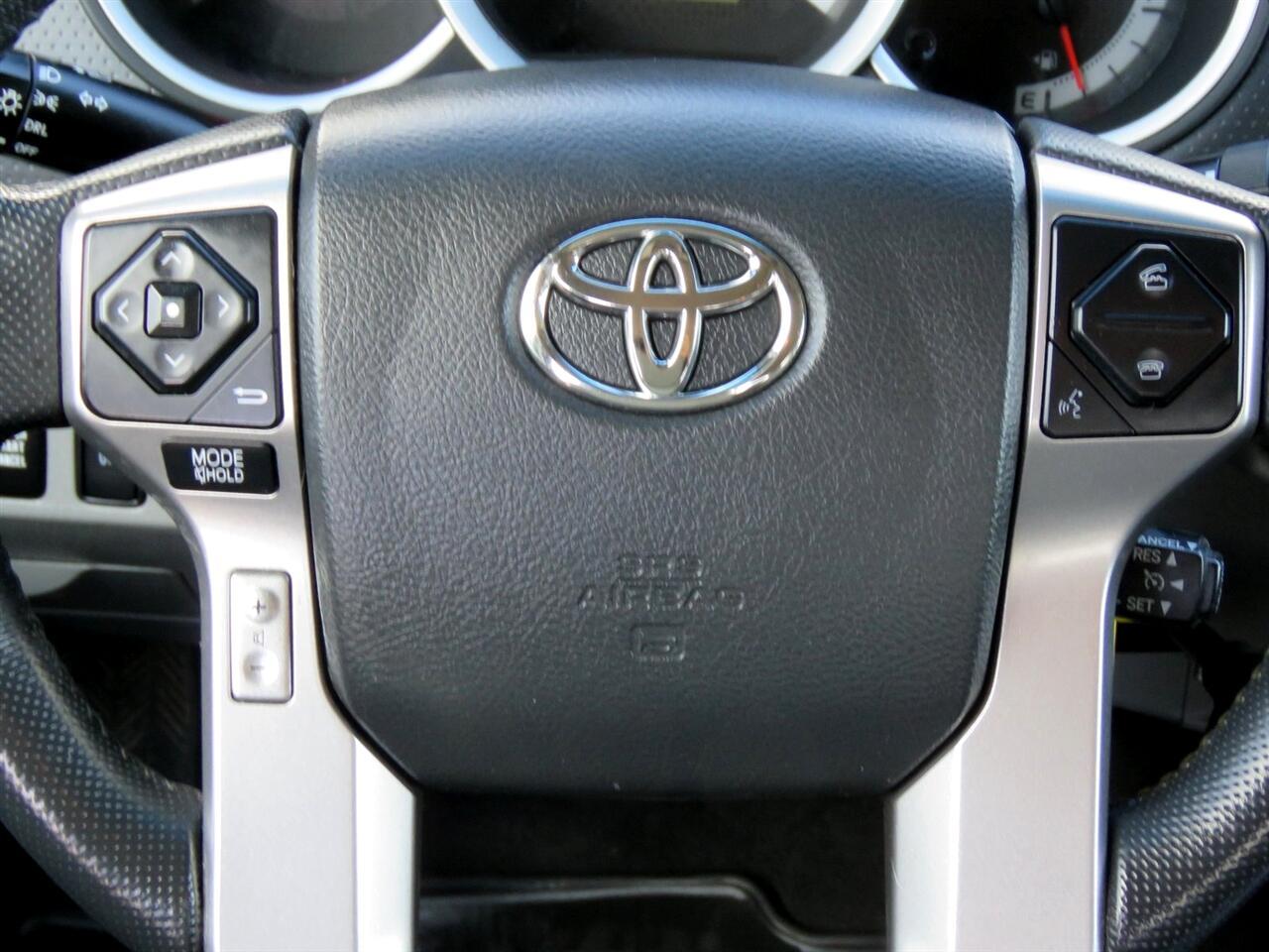 2015 Toyota Tacoma TRD Sport