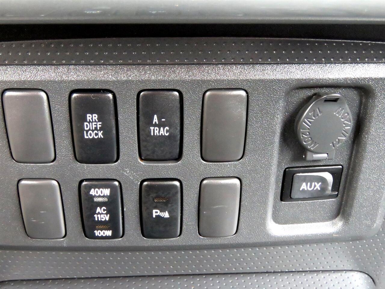 2007 Toyota FJ Cruiser SR