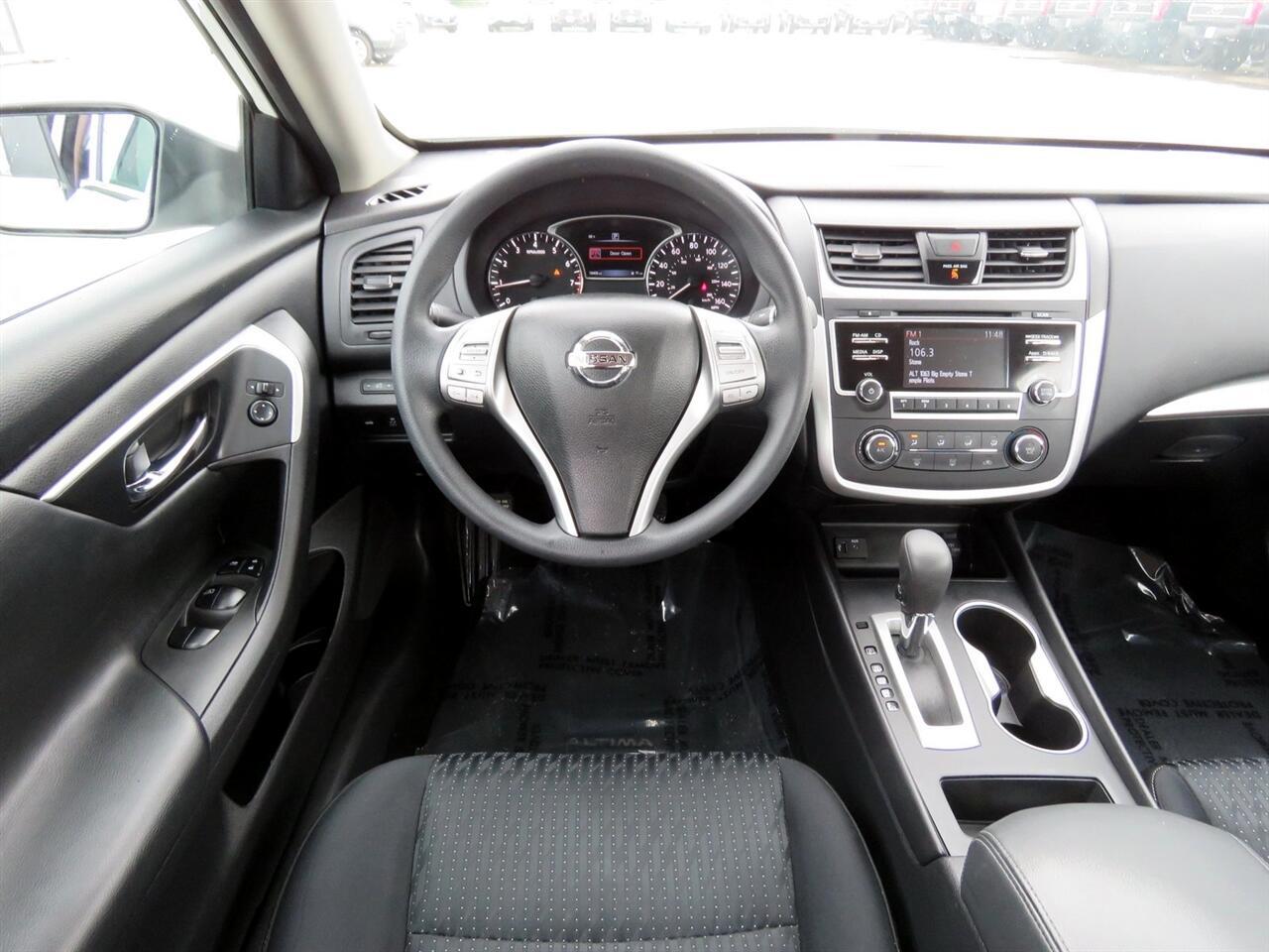 2016 Nissan Altima S