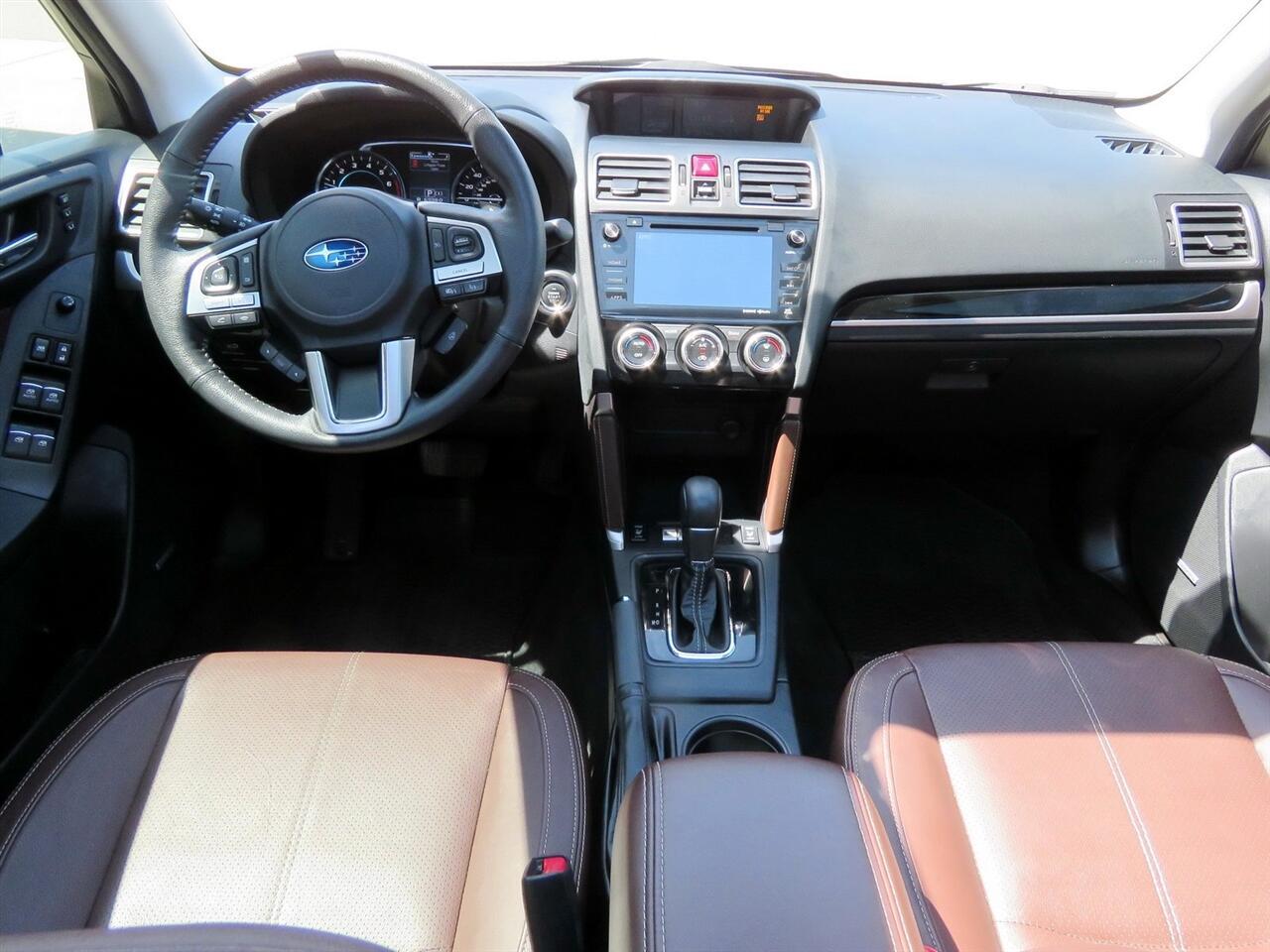 2017 Subaru Forester XT Touring
