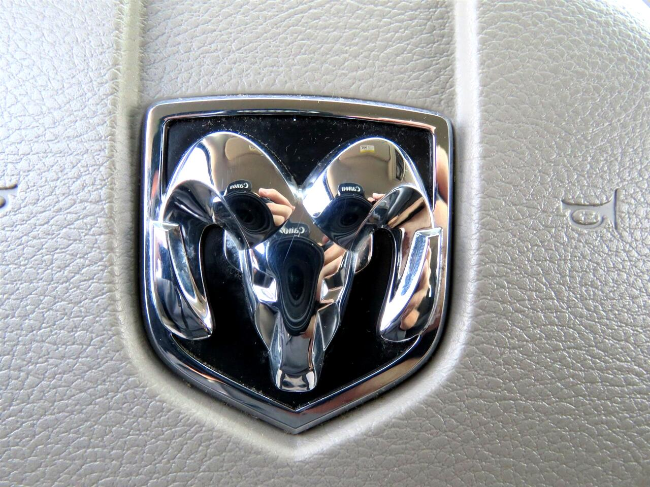 2011 RAM 1500 Big Horn