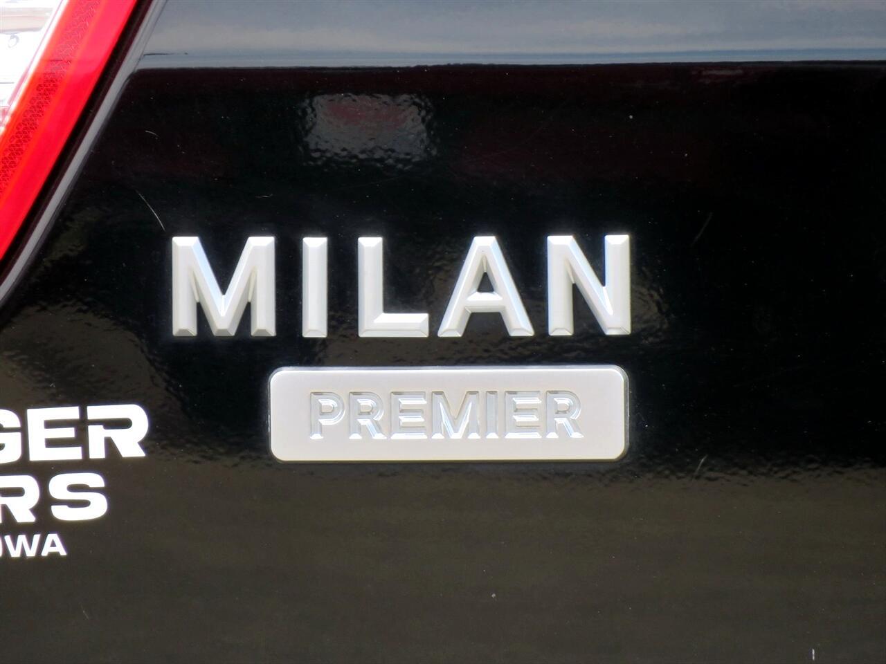 2008 Mercury Milan Premier