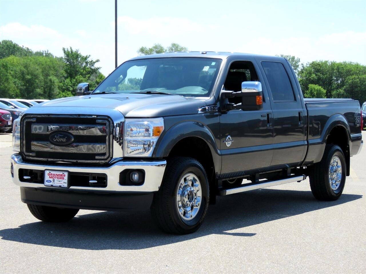 2015 Ford F-250 SD Lariat