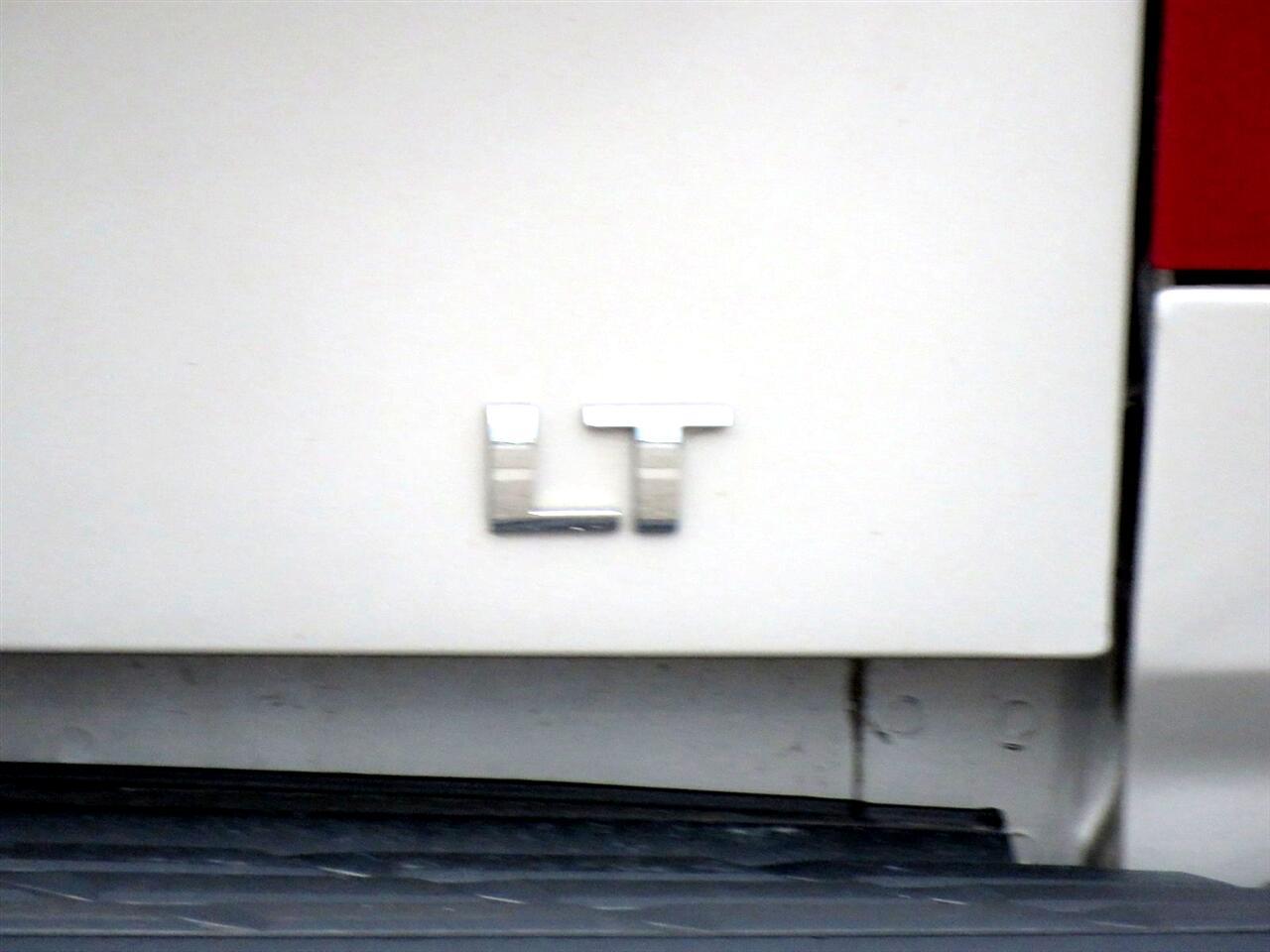 2008 Chevrolet Silverado 1500 LT