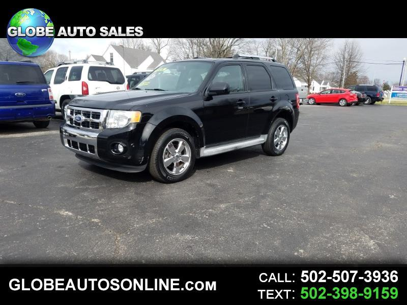 "2010 Ford Escape 4dr 103"" WB 3.0L Limited 4WD"