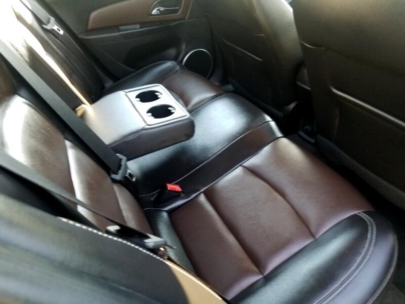 Chevrolet Cruze 4dr Sdn LTZ 2015