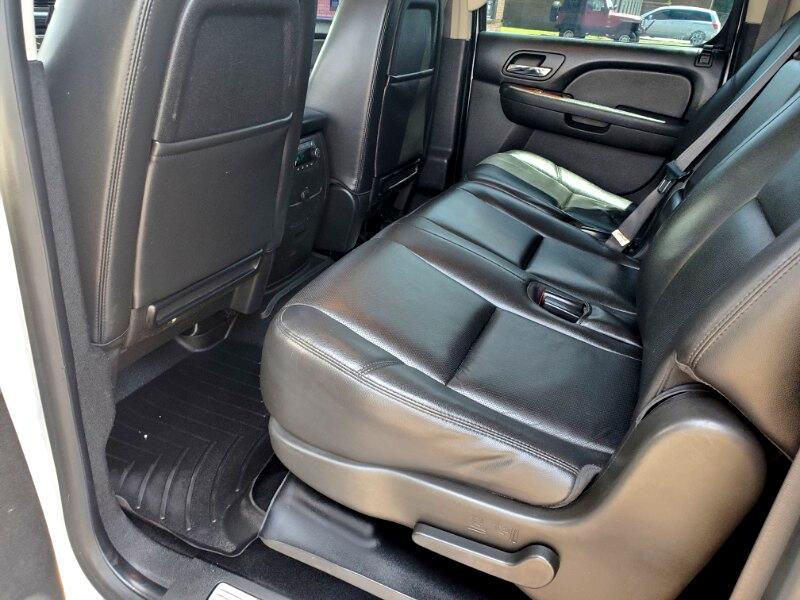 2013 Chevrolet Suburban LTZ 1500 4WD