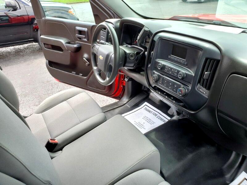 2016 Chevrolet Silverado 1500 2WD Reg Cab 140