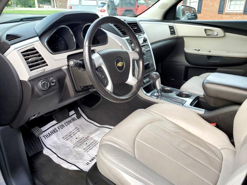 2012 Chevrolet Traverse LTZ AWD