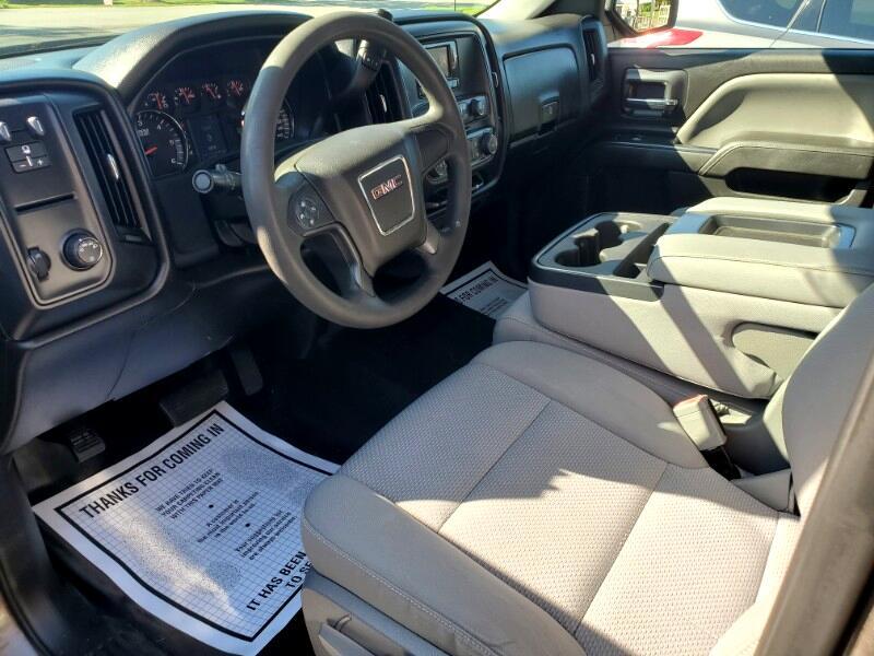 GMC Sierra 1500 Base Double Cab 2WD 2014