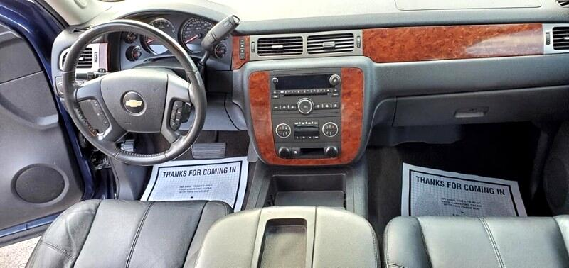 Chevrolet Silverado 1500 LTZ Crew Cab 4WD 2009