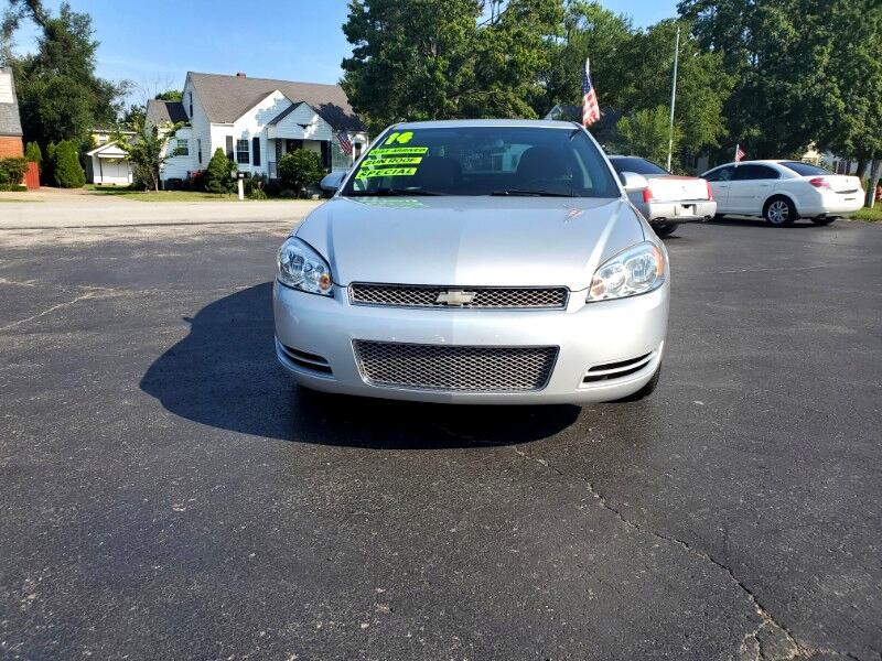 Chevrolet Impala Limited LT 2014