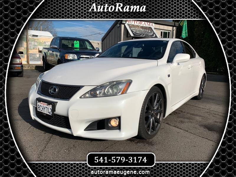 2009 Lexus IS F MINT / NEW MICHELIN'S / ADULT OWNED / 400 PLUS HP!