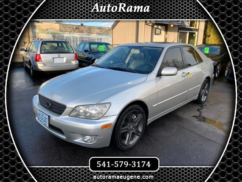 2003 Lexus IS 300 4dr Sport Sdn Auto