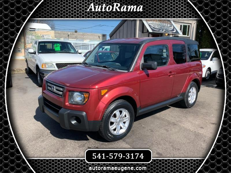 2007 Honda Element 4WD EX-P AT