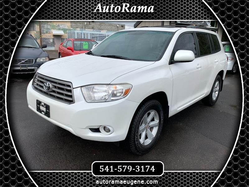 2010 Toyota Highlander 3.5L / 4WD / 3RD ROW / CLEAN TITLE