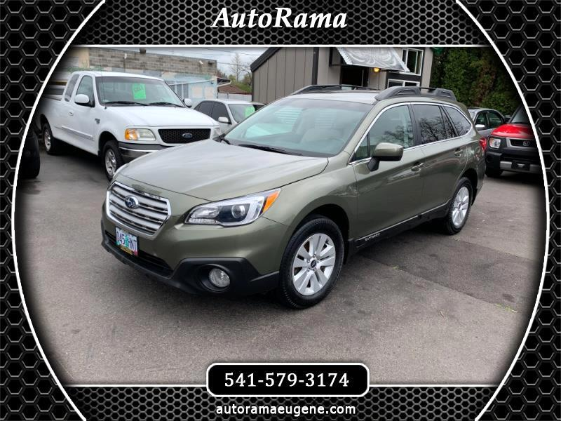2015 Subaru Outback 2.5L PREMIUM AWD / CLEAN TITLE / LOADED