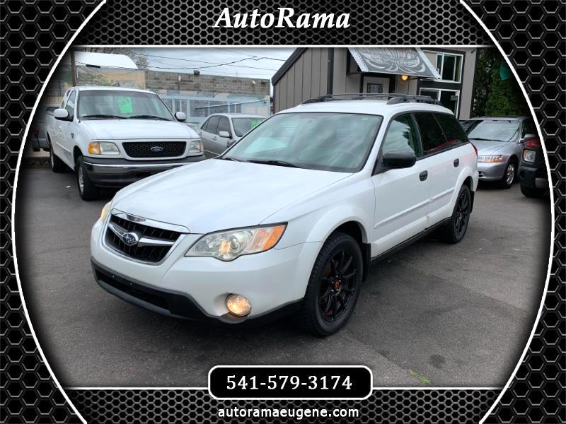 2008 Subaru Outback 2.5L NEW HEAD GASKETS / KONIG WHEELS / EXTRAS!