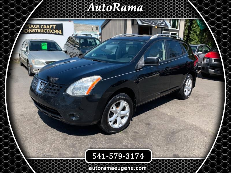 2008 Nissan Rogue SL AWD / DEALER MAINTAINED / 2 OWNERS