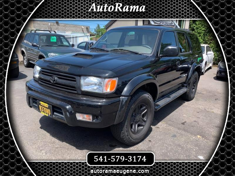2000 Toyota 4Runner SPORT EDITION / 4WD / T BELT DONE / CLEAN TITLE