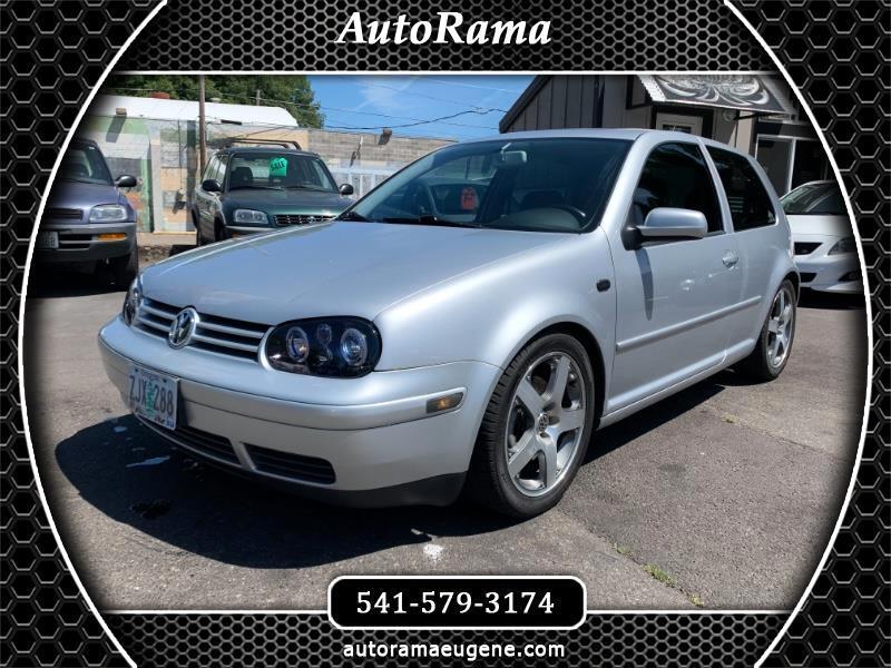 2001 Volkswagen GTI GLX VR6 MANUAL