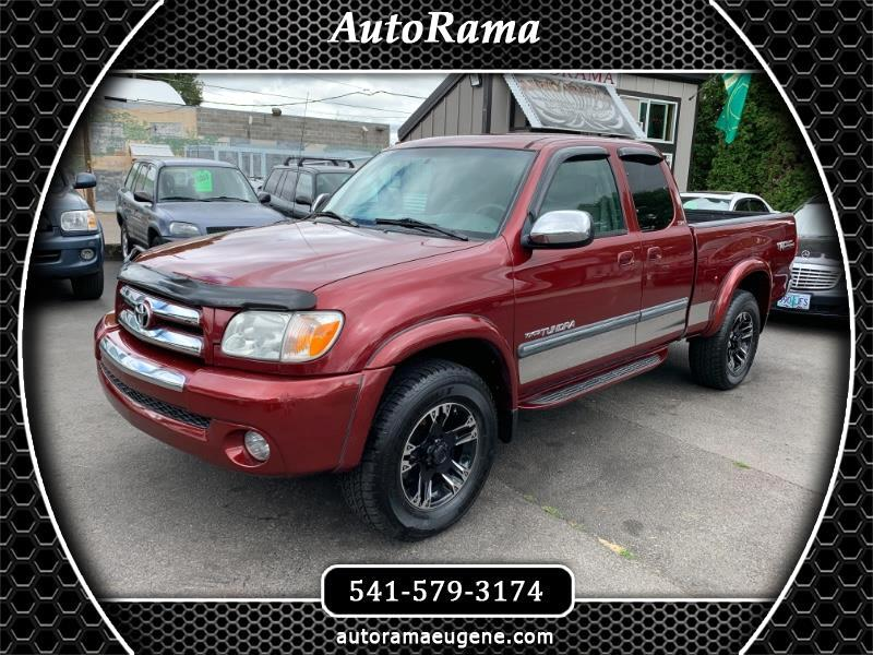 2005 Toyota Tundra TRD OFF RD 4X4 / T BELT AT 97K / FLOW MASTER
